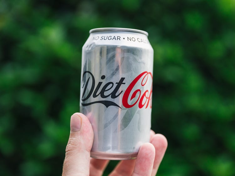 How Diet Coke and Sugar Affect Your Health