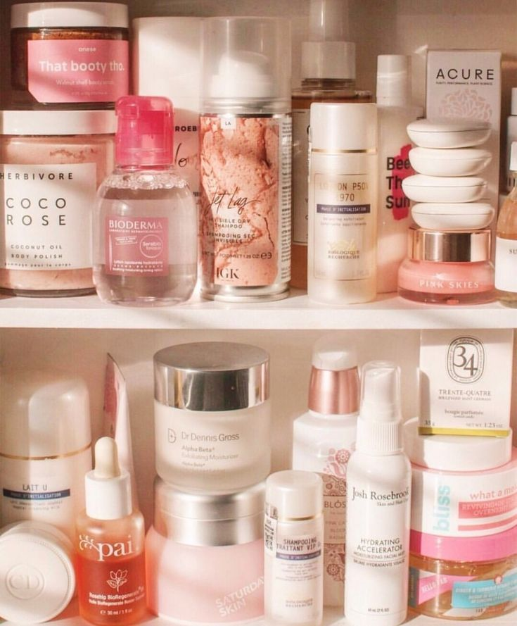Skin Care and Beauty Products